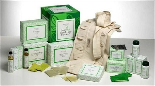 Post natal care products