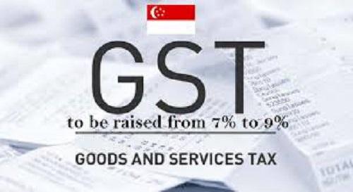 Singapore GST