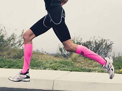 Running compression gear