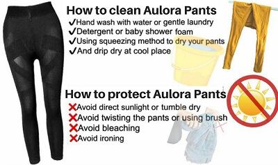 Aulora Pants care instruction
