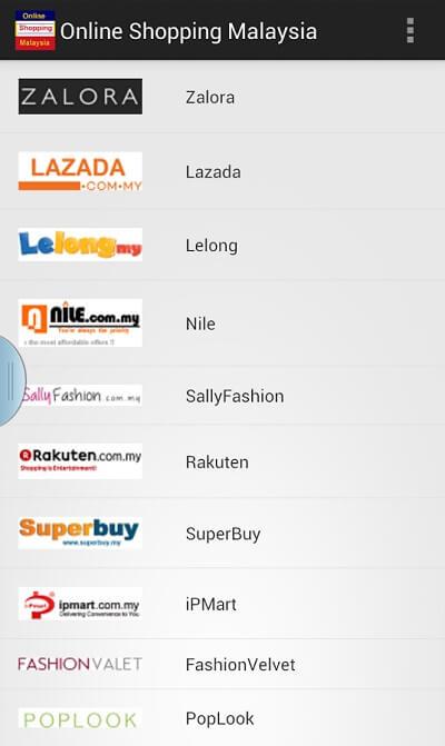 Online shopping platform