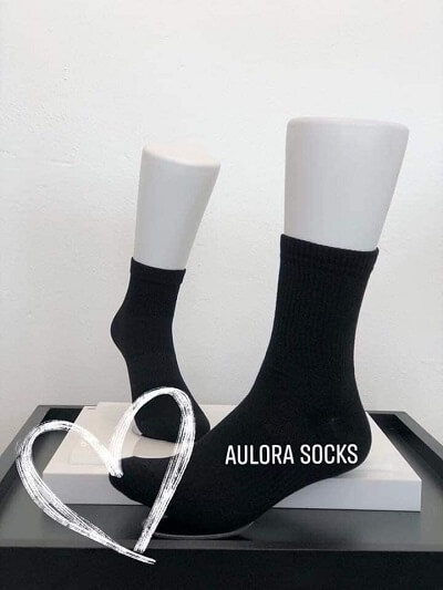 Aulora Socks with Kodenshi