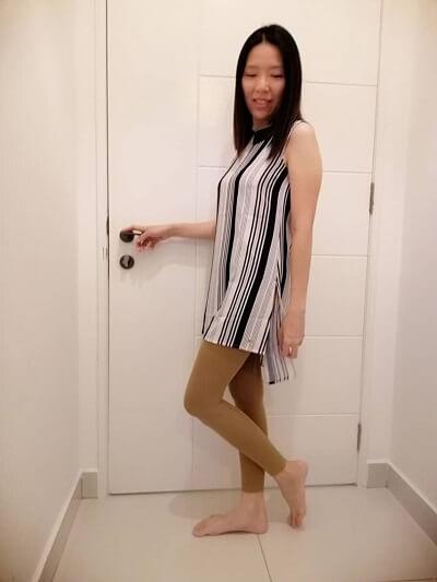 Aulora Pants Light Brown