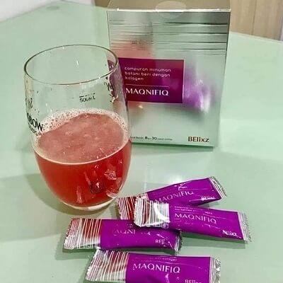 Maqnifiq collagen drink