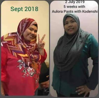 Aulora Pants Muslimah 3