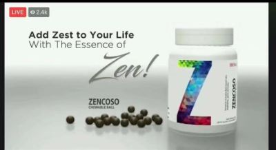 Zencoso Ball Launch 1