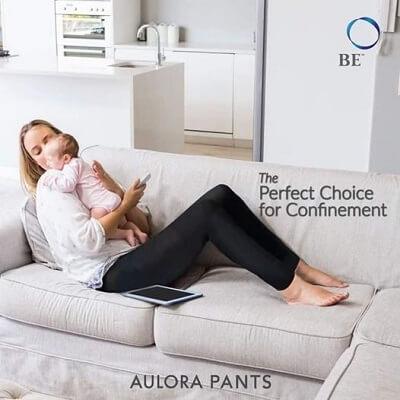 Aulora Pants for confinement
