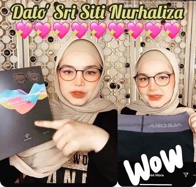 Siti Nurhaliza Aulora Pants