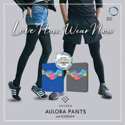 Aulora Pants with Kodenshi
