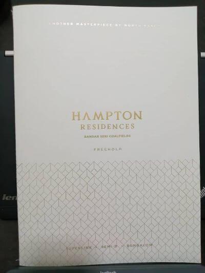 Hampton Residences catalog