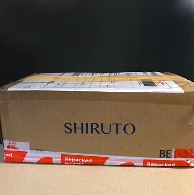 Shiruto delivered to Kota Kinabalu