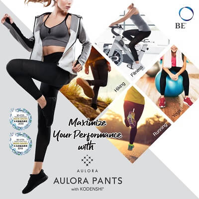 Aulora Pants for fitness