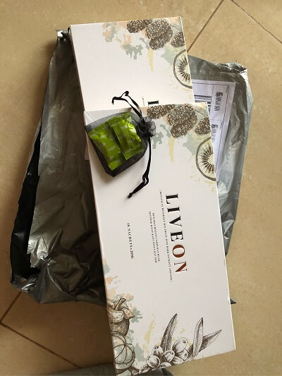 Liveon order package