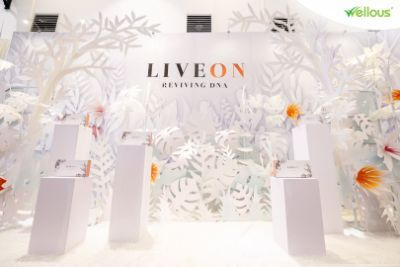 Liveon launch stage