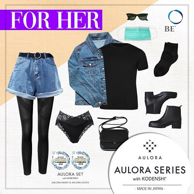 Aulora Series women