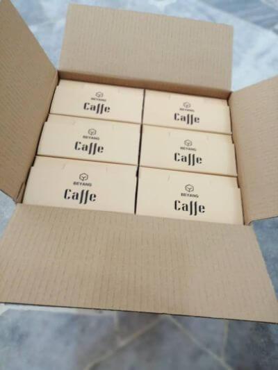 Half dozen box of Beyang Caffe