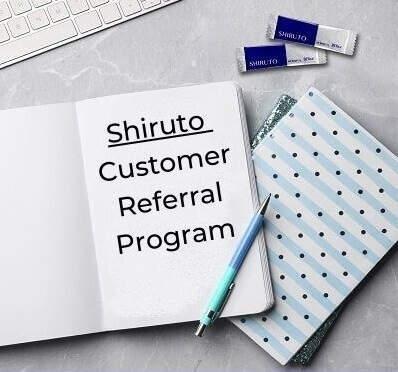 Shiruto referral program