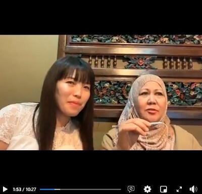 Aulora Pants Brunei testimonial