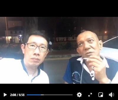 Aulora Pants Singapore Men