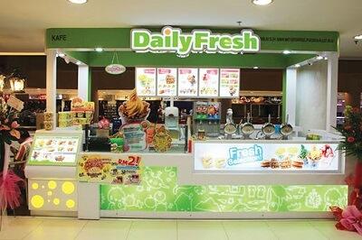 Daily Fresh franchise