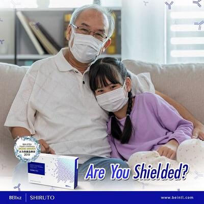 Shiruto Shielded