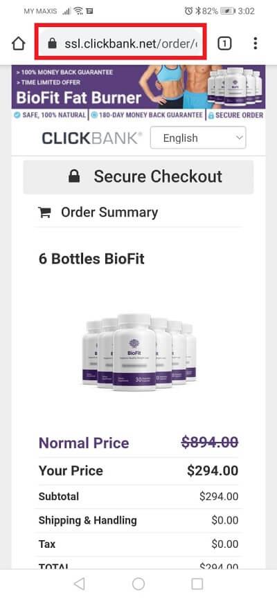 BioFit Clickbank