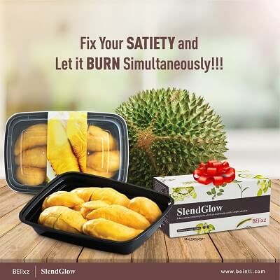 SlendGlow with durian