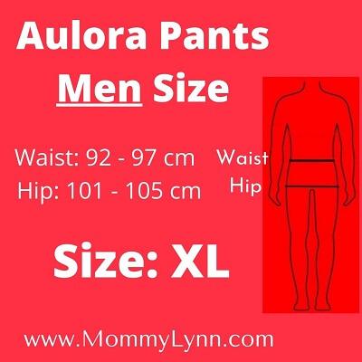 Aulora Pants Men Size XL