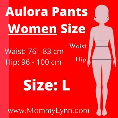 Aulora Pants Women Size L