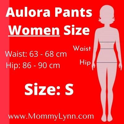 Aulora Pants Women Size S