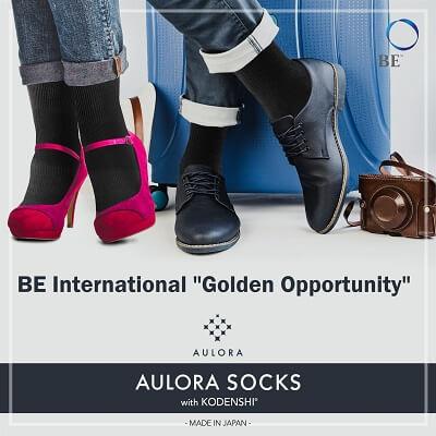 Aulora Socks Golden Opportunity