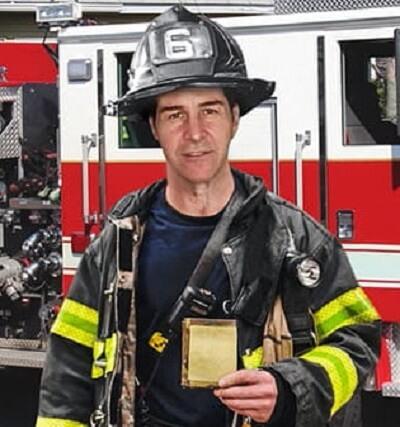 Mike Banner Fireman