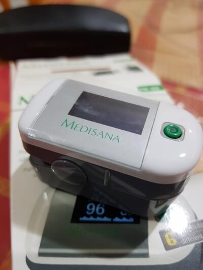 Medisana oximeter