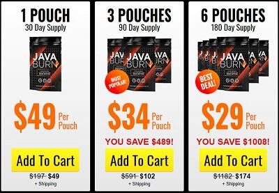 Java Burn packages