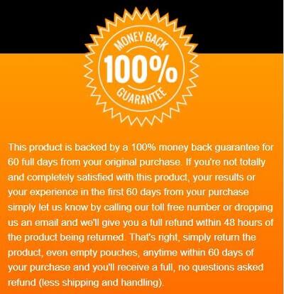 Java Burn guarantee